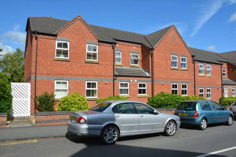 2 Bedrooms Apartment Flat for sale in Riley Court, Cambridge Street