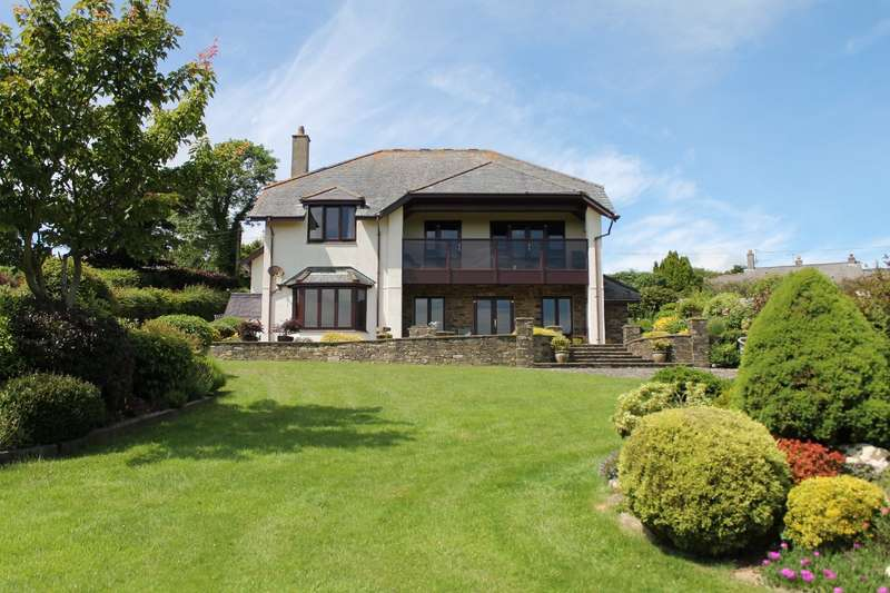 5 Bedrooms Detached House for sale in Meadfoot, Frogmore, Kingsbridge
