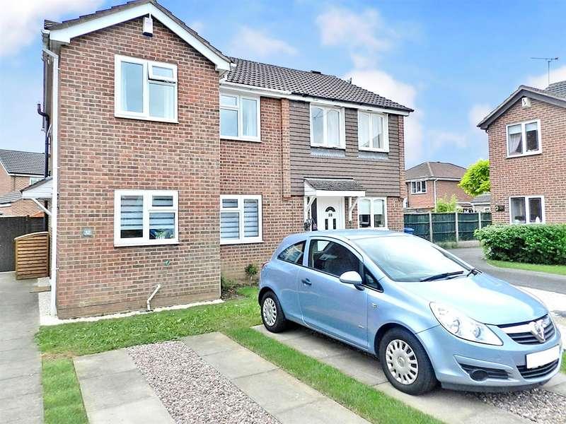 3 Bedrooms Property for sale in Hoselett Field Road, Long Eaton