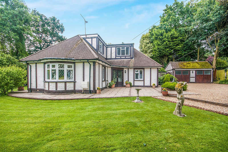 4 Bedrooms Detached Bungalow for sale in Greenways, Longfield, DA3