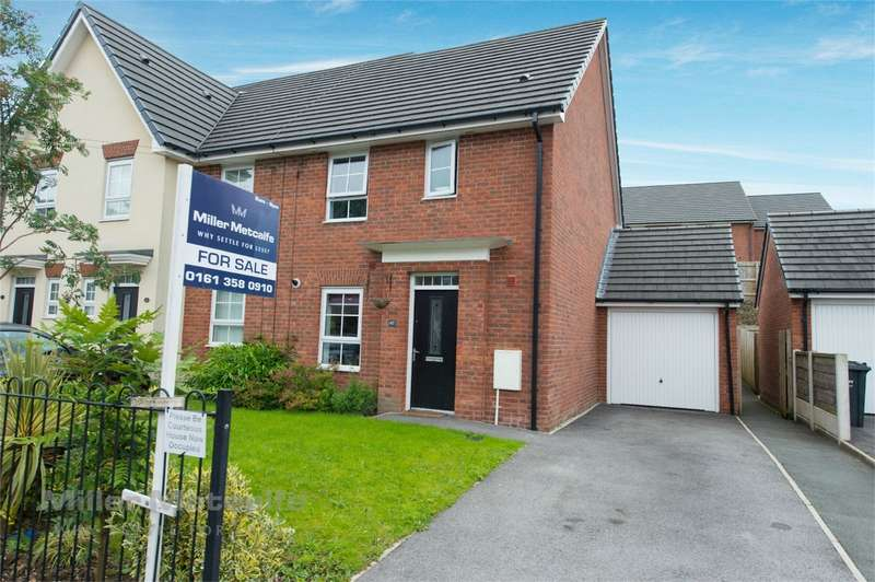 3 Bedrooms Semi Detached House for sale in James Street, Radcliffe, Manchester, Lancashire