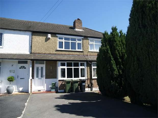 2 Bedrooms Terraced House for sale in Station Avenue, Ewell