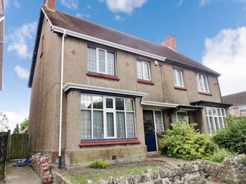 5 Bedrooms Semi Detached House for sale in Furnham Road, Chard