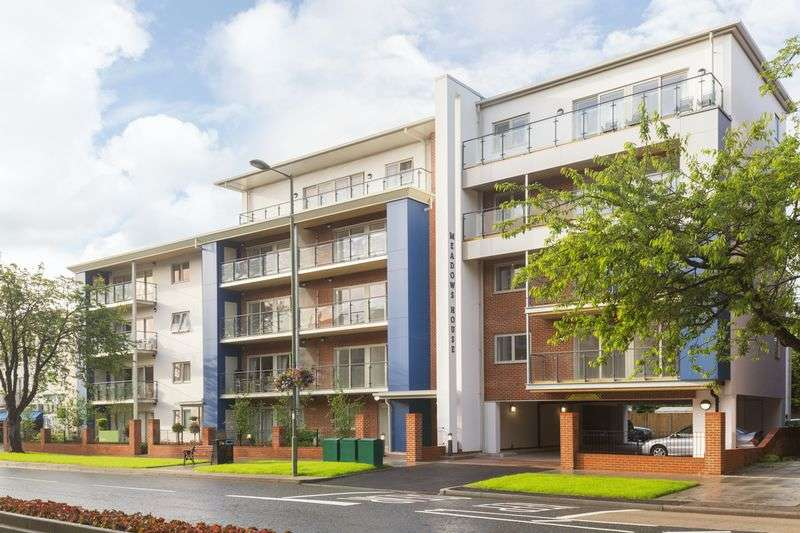 1 Bedroom Flat for sale in Meadows House, New Zealand Avenue, :Platinum Range, NEW HOME : 1 beds available from 387,950- 436,950