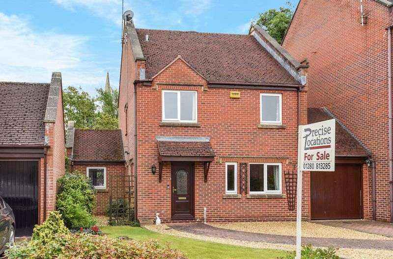 4 Bedrooms Detached House for sale in Fishers Field