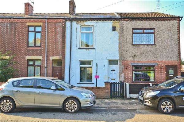 2 Bedrooms Terraced House for sale in Golborne Road, Ashton in Makerfield