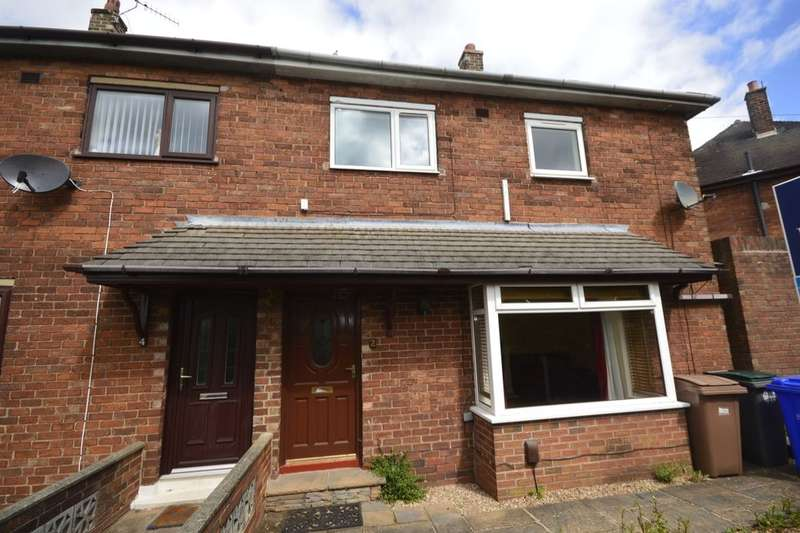 3 Bedrooms Semi Detached House for sale in Yardley Walk, Newstead, Stoke-On-Trent, ST3