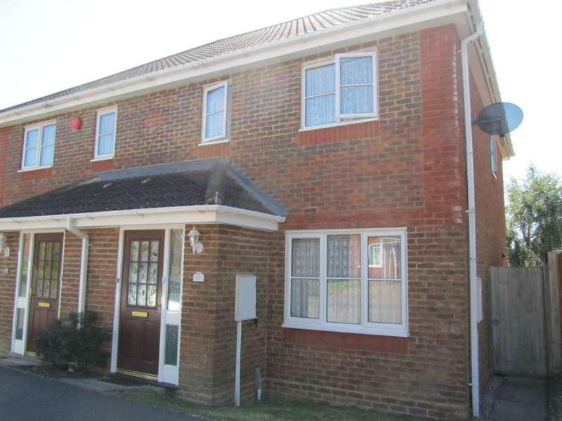 3 Bedrooms Semi Detached House for sale in Beaulieu Drive, Stone Cross