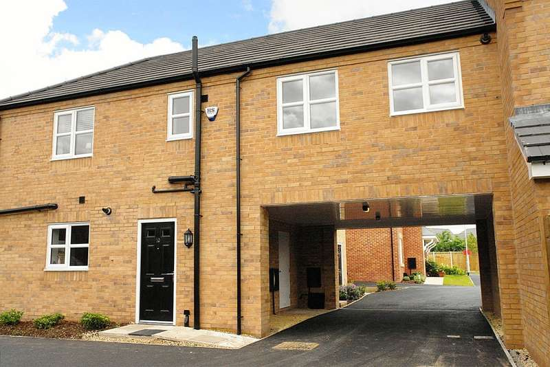 1 Bedroom Flat for sale in 10 Larchfield Close, Royton