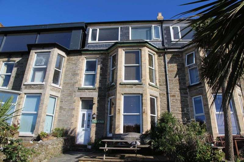 5 Bedrooms Terraced House for sale in Mount Wise, Newquay