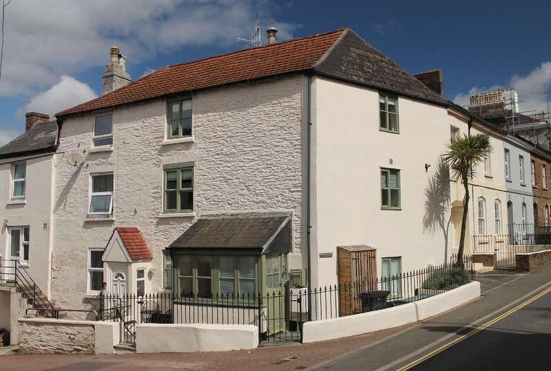 3 Bedrooms House for sale in Corner Cottage, 1 Windsor Road, Kingsbridge