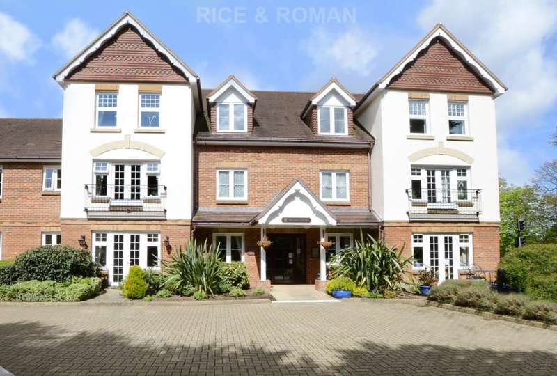 2 Bedrooms Retirement Property for sale in Pegasus Court, Leatherhead