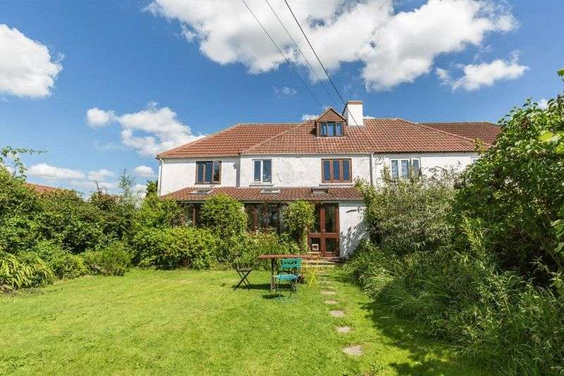 5 Bedrooms Semi Detached House for sale in Crows Hill, Batcombe