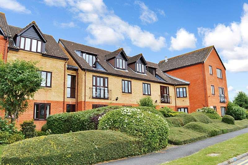 2 Bedrooms Retirement Property for sale in Kingfisher Court (Droitwich), Droitwich Spa, WR9 8UU