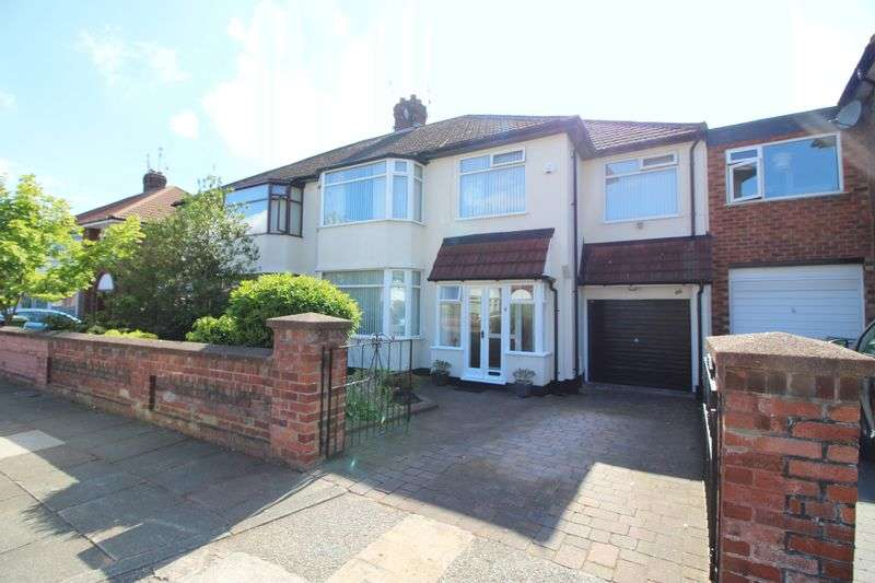 4 Bedrooms Semi Detached House for sale in Glendyke Road, Calderstones