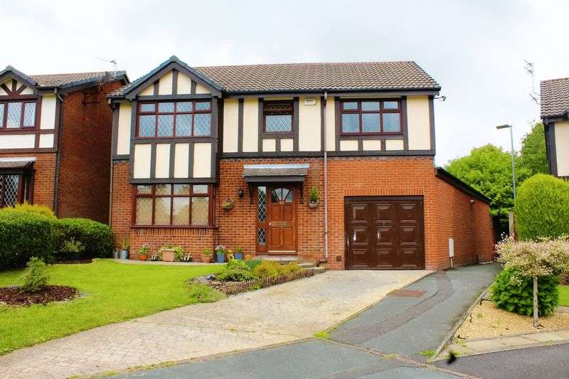 5 Bedrooms Detached House for sale in Wood Hey Grove Syke Rochdale
