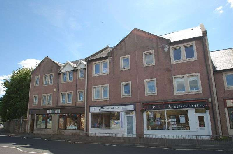 1 Bedroom Flat for sale in St. Vincent Place, Lanark