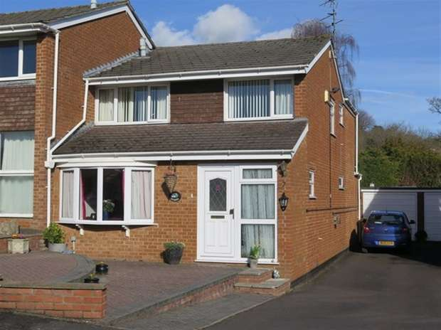 4 Bedrooms Semi Detached House for sale in Dodd Avenue, Wells
