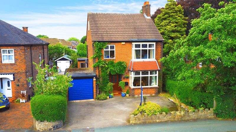 4 Bedrooms Detached House for sale in Sandbach Road North, Alsager