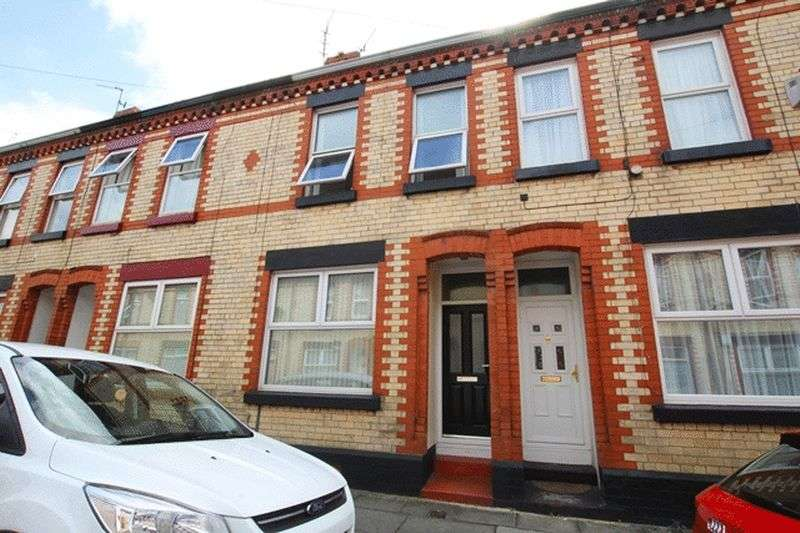 2 Bedrooms Terraced House for sale in Clifton Street, Garston, Liverpool, L19