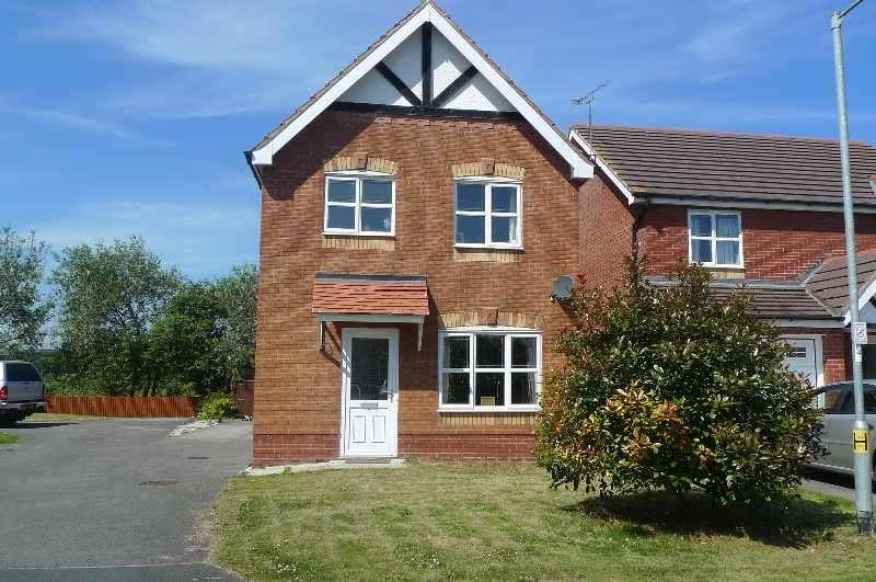 3 Bedrooms Detached House for sale in Crud Yr Awel, Prestatyn