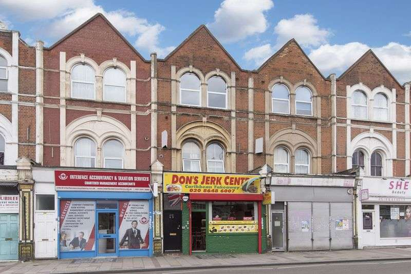 2 Bedrooms Flat for sale in Streatham Road, Mitcham
