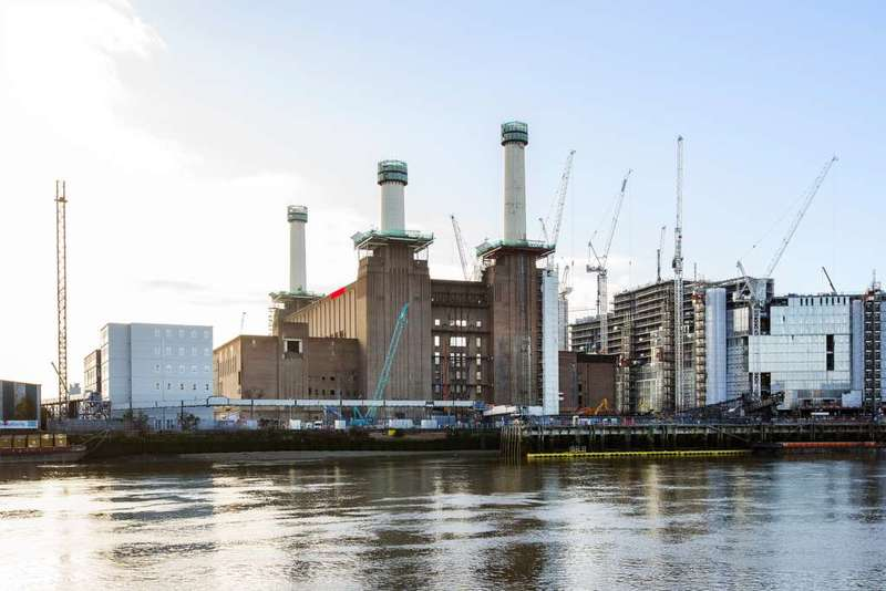 3 Bedrooms Penthouse Flat for sale in Boiler House East, Battersea Power Station