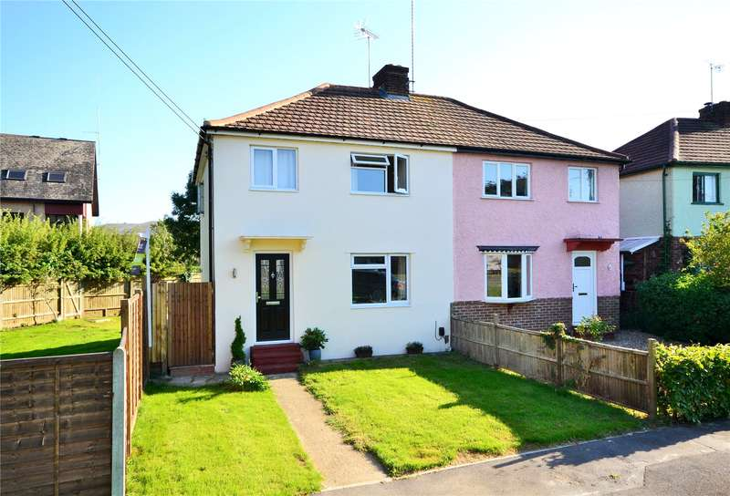 3 Bedrooms Semi Detached House for sale in Wokingham Road, Bracknell, Berkshire, RG42