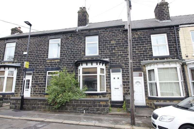 2 Bedrooms Terraced House for sale in Farnley Avenue, Sheffield