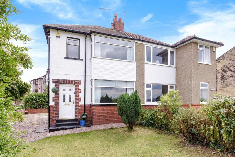 3 Bedrooms Semi Detached House for sale in Lime Grove, Yeadon, Leeds, LS19 6BZ