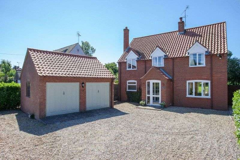 4 Bedrooms Detached House for sale in Stibbard, Norfolk