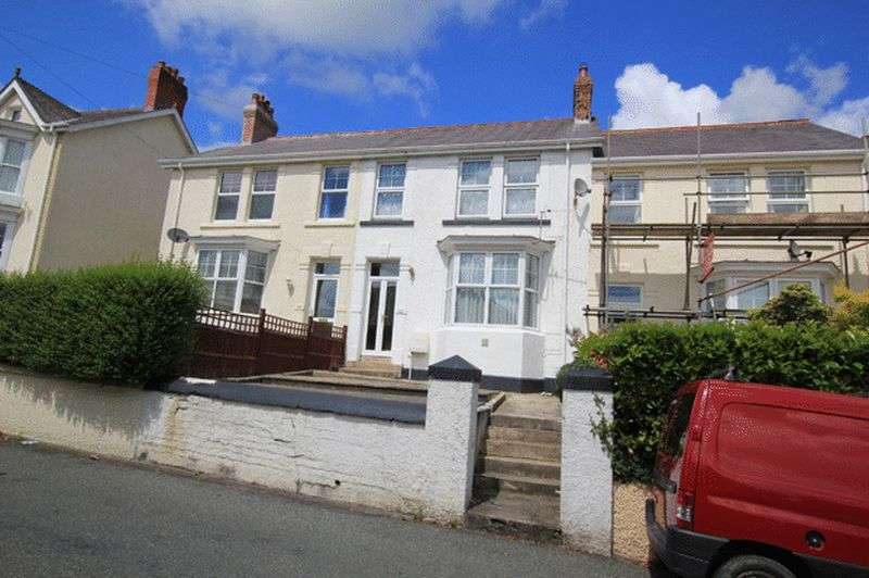 3 Bedrooms Terraced House for sale in LONGACRE ROAD, CARMARTHEN