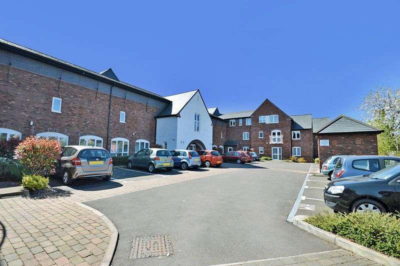 2 Bedrooms Retirement Property for sale in Wombrook Court, Wolverhampton, WV5 9AA