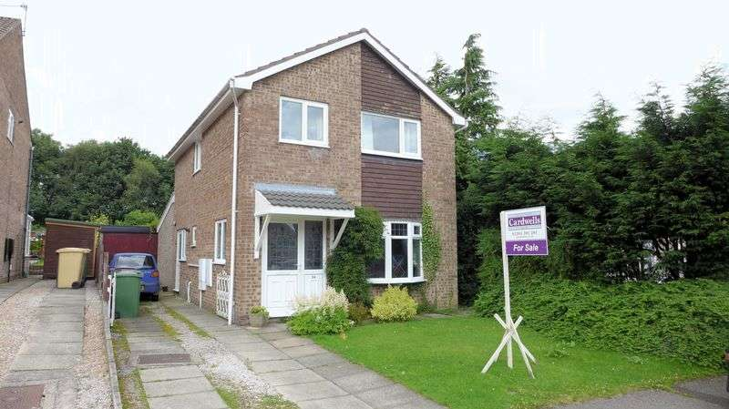 4 Bedrooms Detached House for sale in Wrenbury Drive, Sharples, Bolton