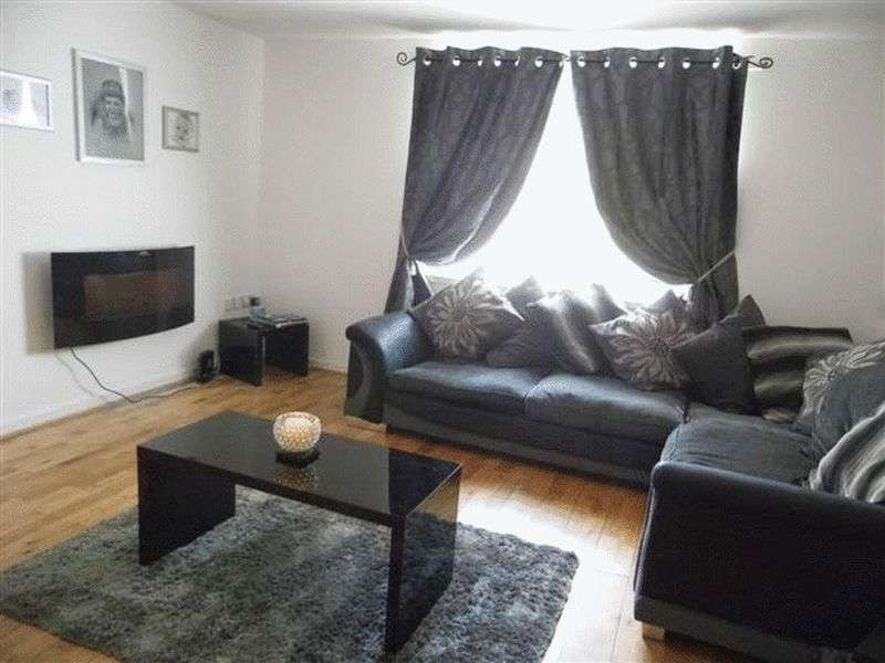 2 Bedrooms Flat for sale in St Monicas Way, Kirkwood, Coatbridge