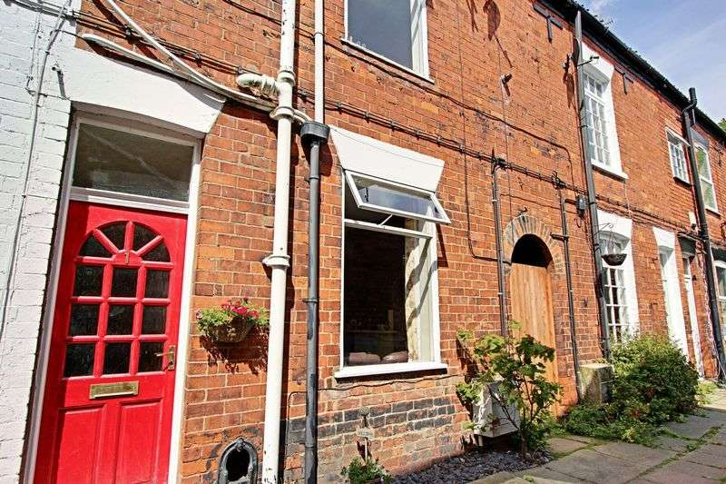 3 Bedrooms Terraced House for sale in Northgate, Hessle