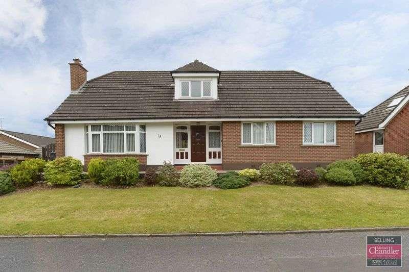 4 Bedrooms Detached House for sale in 19 Windermere Road, Belfast, BT8 6QY