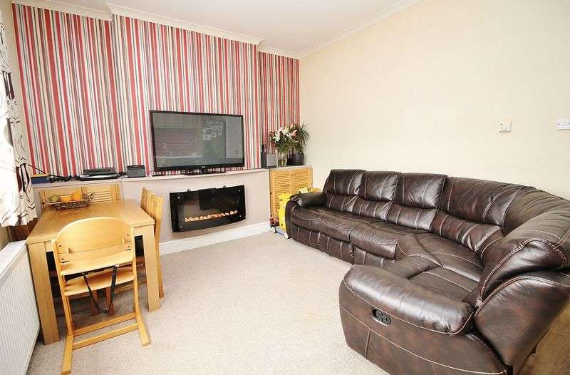2 Bedrooms Flat for sale in Station Road, Ainsdale