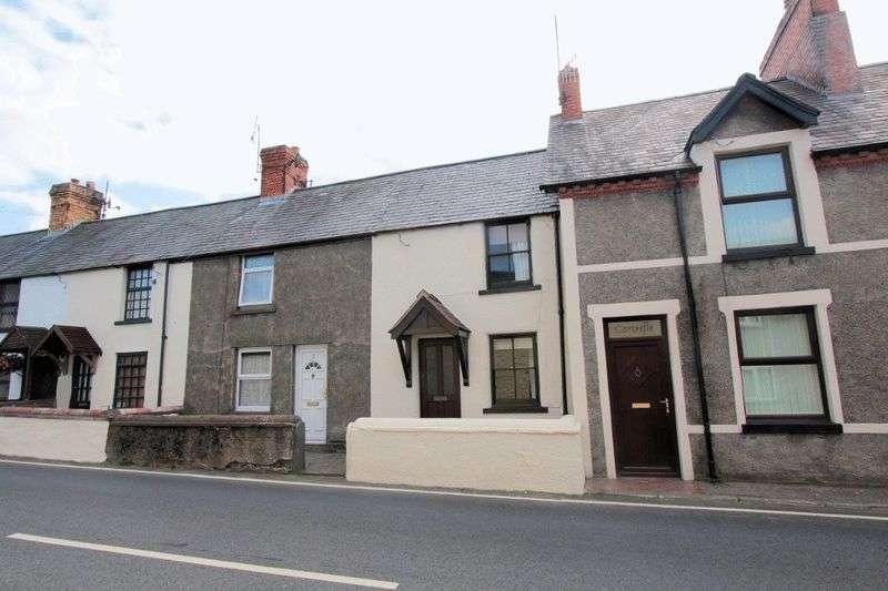 1 Bedroom Terraced House for sale in Beuno Terrace, Corwen