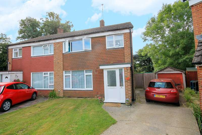 3 Bedrooms Semi Detached House for sale in Coronation Road, East Grinstead