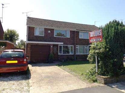 4 Bedrooms Semi Detached House for sale in Miserden Road, Cheltenham, Gloucestershire