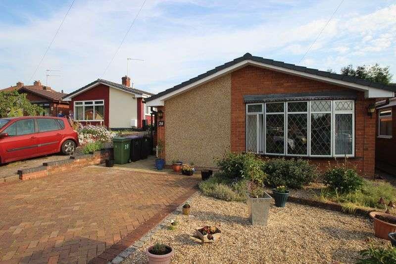 2 Bedrooms Semi Detached Bungalow for sale in Bollingale Close, Oakengates