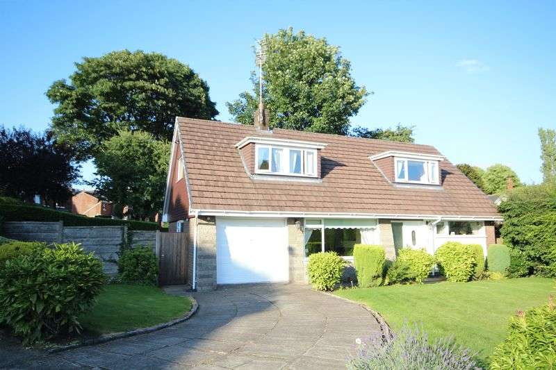 4 Bedrooms Detached House for sale in MIDGE HALL DRIVE, Bamford, Rochdale OL11 4AX