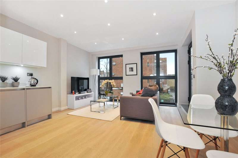 1 Bedroom Flat for sale in Hargrave Place, London, N7