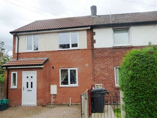 3 Bedrooms End Of Terrace House for sale in Cranbourne Road, Carlisle, Cumbria