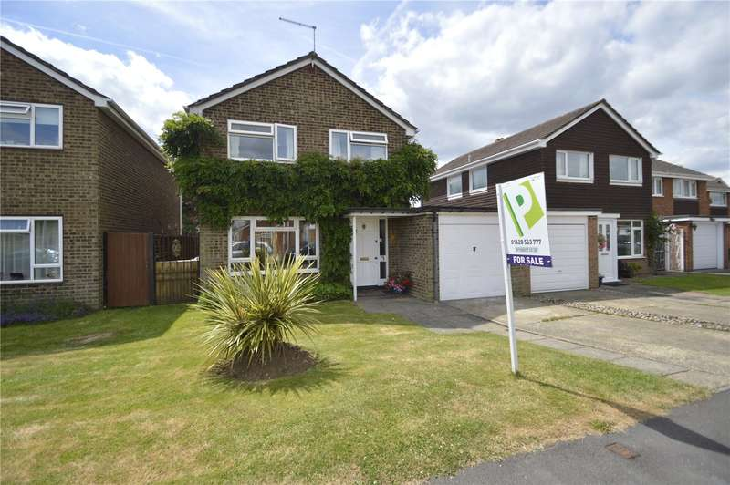 4 Bedrooms Detached House for sale in Cresswells Mead, Maidenhead, Berkshire, SL6