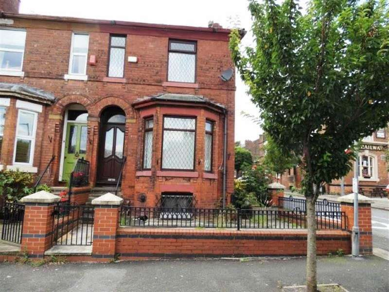 3 Bedrooms Property for sale in Manshaw Road, Delamere Park, Manchester