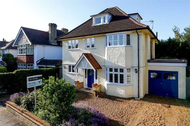 5 Bedrooms Detached House for sale in Selborne Road, New Malden, KT3