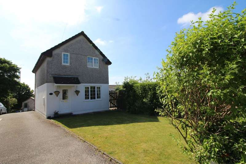 3 Bedrooms Detached House for sale in Hendra Road, St. Dennis, St. Austell, PL26