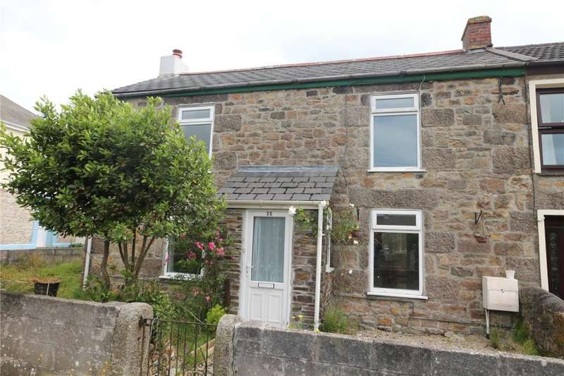 2 Bedrooms End Of Terrace House for sale in Pendarves Street, Troon, Camborne